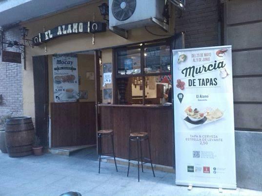 el Álamo - 25 bares emblemáticos de la ciudad de Murcia